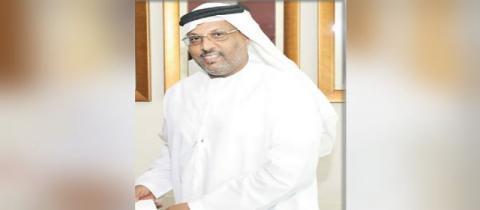 سفير الإمارات العربية المتحدة لدى القاهرة المهندس جمعة مبارك الجنيبي