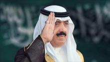 الأمير السعودي متعب بن عبدالله