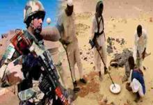 موريتانيا والجزائر